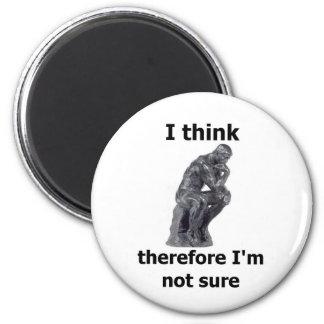 ThinkerWare 2 Inch Round Magnet