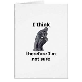 ThinkerWare Card
