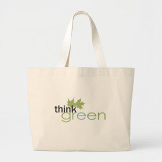ThinkGreen Large Tote Bag