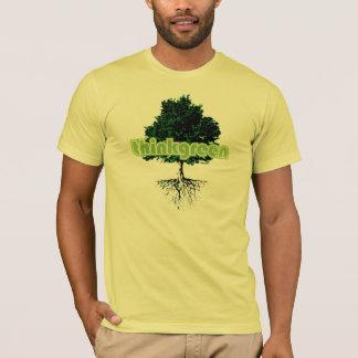 thinkgreen women's shirt
