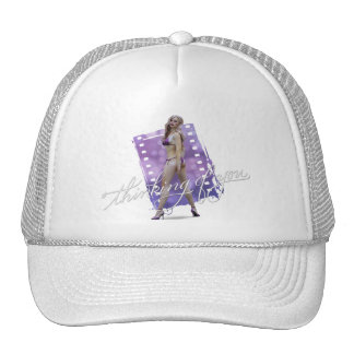 Thinkin of you Laurie Trucker Hats