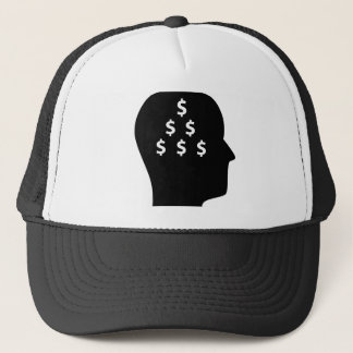 Thinking About Accounting Trucker Hat
