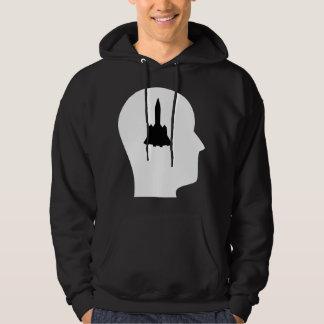 Thinking About Aerospace Engineering Sweatshirt