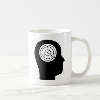 Thinking About Air Traffic Control Coffee Mug