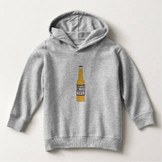 Thinking about Beer bottle Zjz0m Hoodie