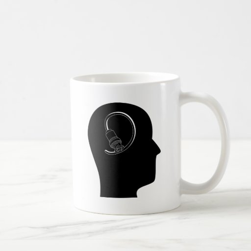 Thinking About Cable Mug