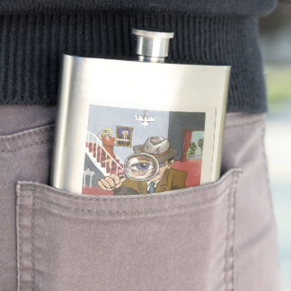 Thinking about Christmas? Give him a flask
