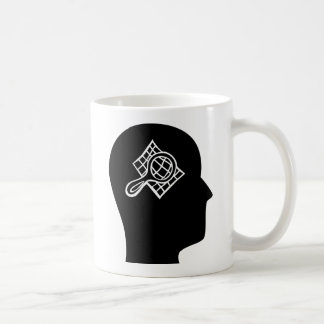 Thinking About Compliance Classic White Coffee Mug