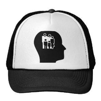 Thinking About Counseling Mesh Hat