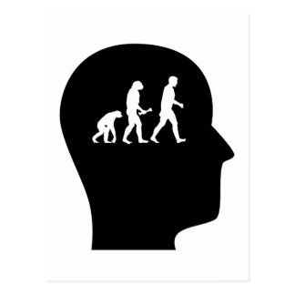 Thinking About Evolutionary Biology Postcard