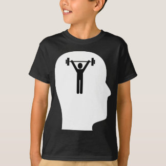 Thinking About Exercise T-Shirt