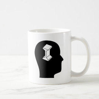 Thinking About Extrusion Classic White Coffee Mug