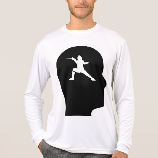 Thinking About Fencing T Shirt