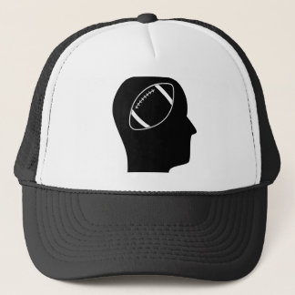 Thinking About Football Trucker Hat