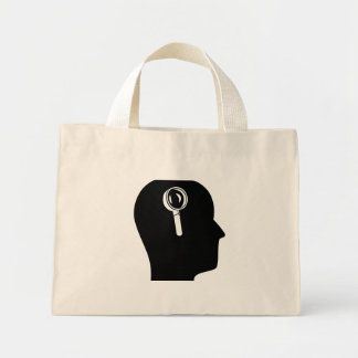 Thinking About Forensic Science Tote Bag