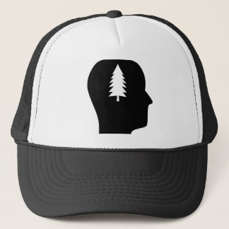 Thinking About Forestry Trucker Hat