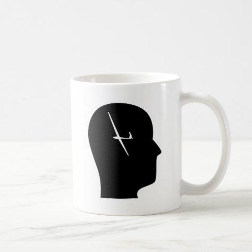 Thinking About Gliding Coffee Mugs