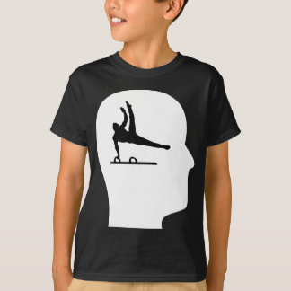 Thinking About Gymnastics T-Shirt