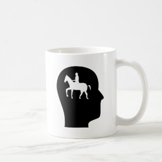 Thinking About Horse Riding Mugs