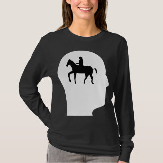 Thinking About Horse Riding T-Shirt