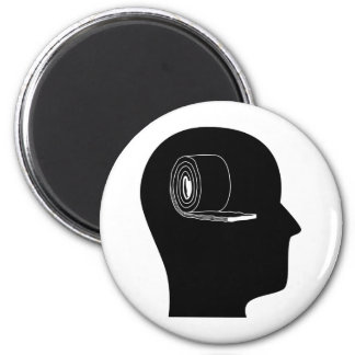 Thinking About Insulation 2 Inch Round Magnet