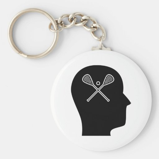 Thinking About Lacrosse Keychains