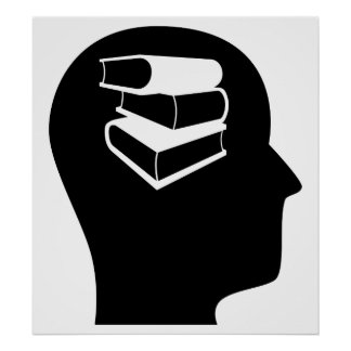 Thinking About Library Work Poster