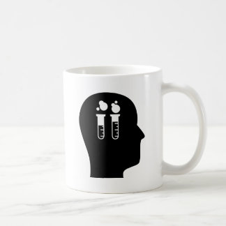 Thinking About Mad Science Coffee Mug