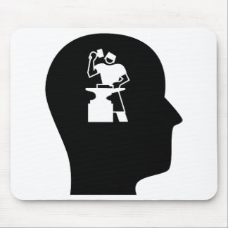 Thinking About Metal Working Mouse Pad