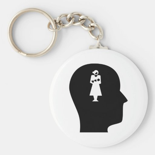Thinking About Midwifery Keychains
