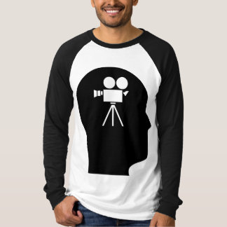Thinking About Operating a Camera T-Shirt