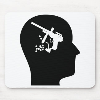 Thinking About Paintball Mouse Pad