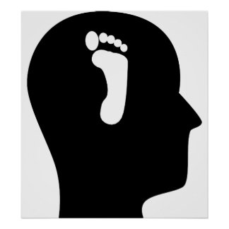 Thinking About Podiatry Print