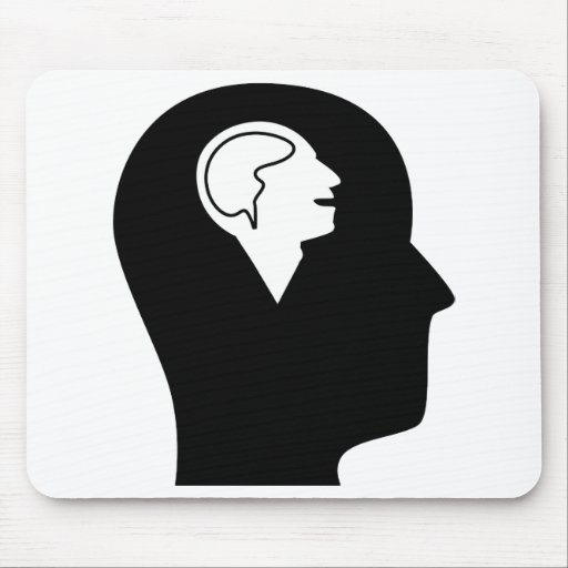 Thinking About Psychiatry Mouse Pad