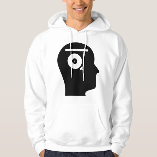 Thinking About Records Hoodie