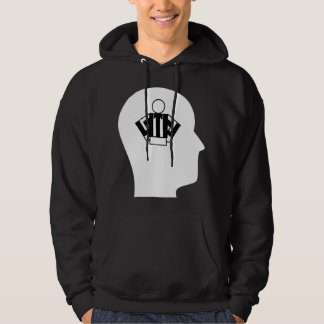 Thinking About Refereeing Hoodie
