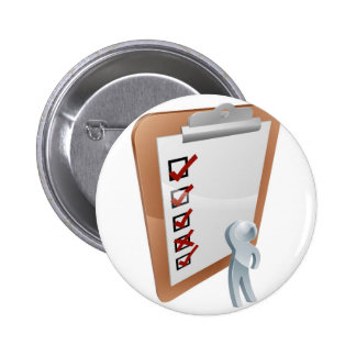 Thinking about results pinback buttons