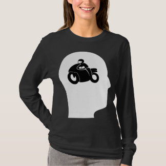Thinking About Riding T-Shirt