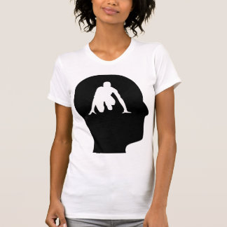 Thinking About Running T Shirt