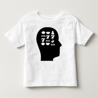 Thinking About Slots Toddler T-shirt