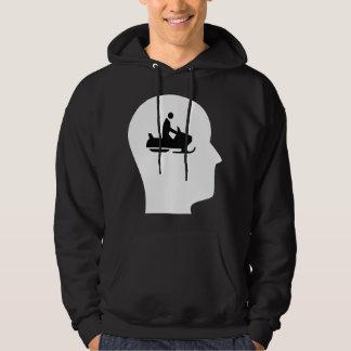 Thinking About Snowmobiling Sweatshirt