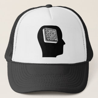 Thinking About Software Engineering Trucker Hat