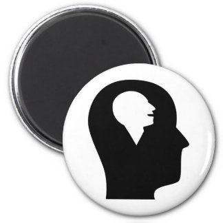 Thinking About Speech Language Pathology Fridge Magnet