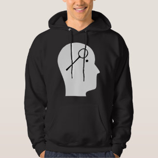 Thinking About Squash Hoodie