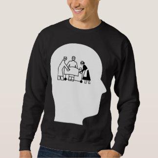 Thinking About Surgery Sweatshirt