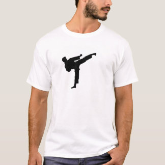 Thinking About Tae Kwan Do T-Shirt
