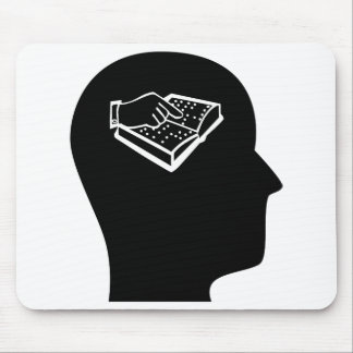 Thinking About Teaching the Visually Impaired Mouse Pad