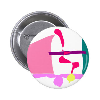 Thinking about the Practical Space Travel 2 Inch Round Button