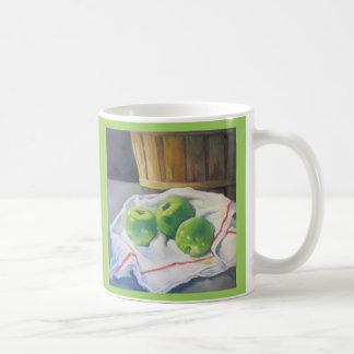 """Thinking Apple Pie"" Coffee Mug"