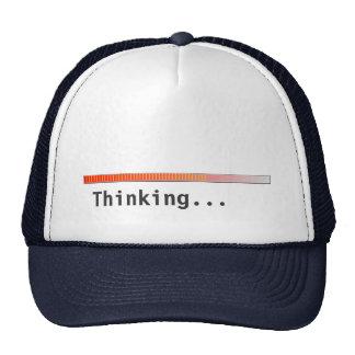 Thinking Bar Trucker Hat